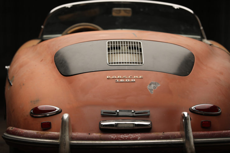 Porsche Speedster Tail Light