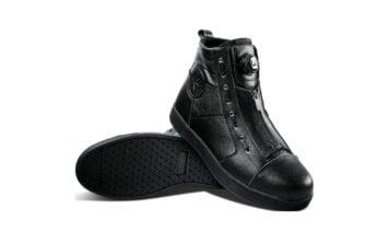 Roland Sands F@#K Luck Riding Boots