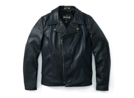 Schott Light Weight Cowhide Motorcycle Jacket