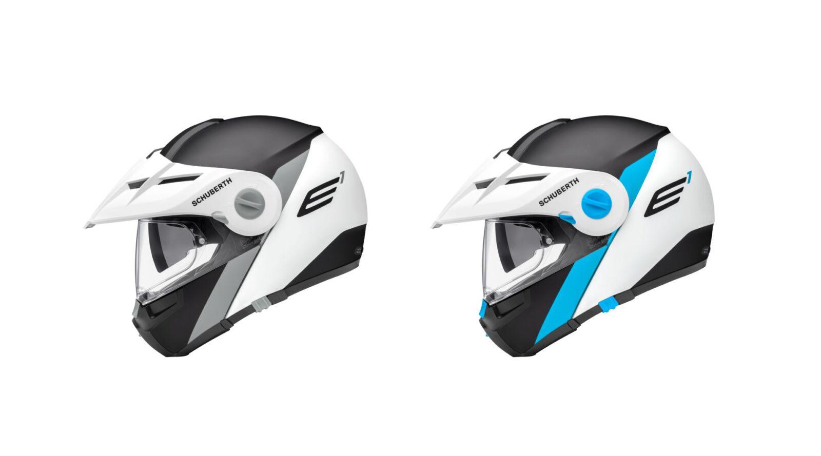 Schuberth E1 Gravity Helmet