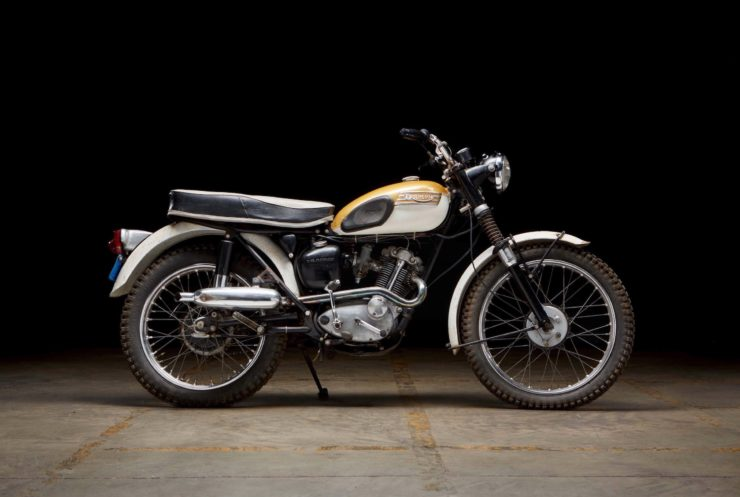 Triumph Mountain Cub Motorcycle