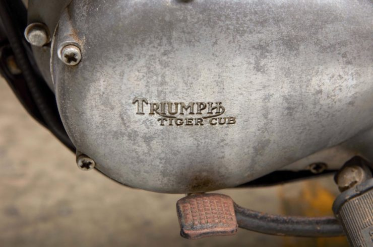 Triumph Mountain Cub Case