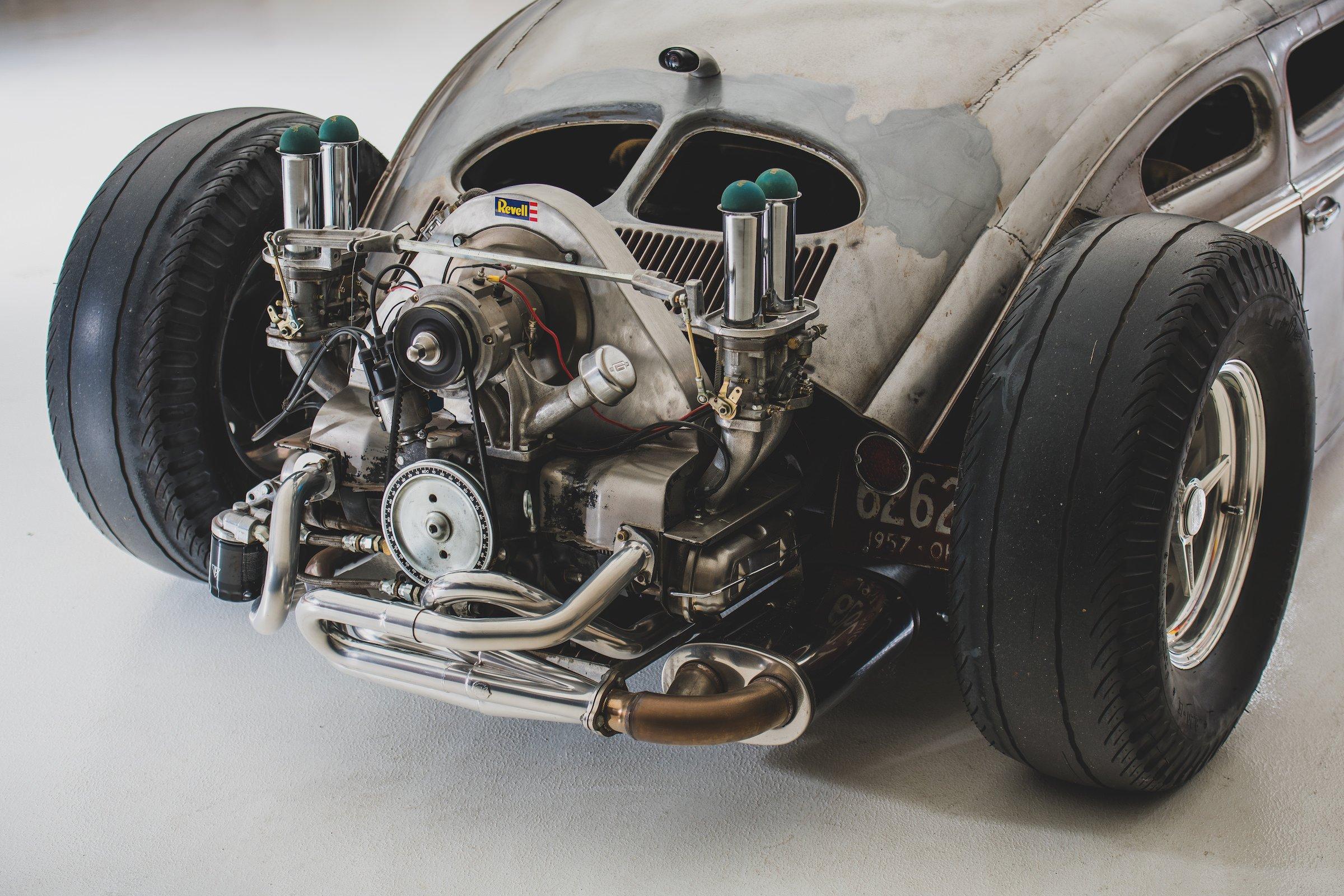 Volkswagen Beetle Outlaw Engine
