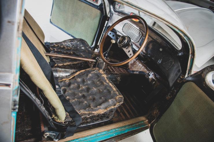 Volkswagen Beetle Outlaw Interior