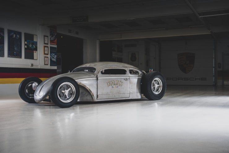 Volkswagen Beetle Outlaw Side