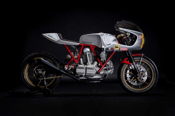 Walt Siegl Motorcycles Bevel Ducati Custom 3