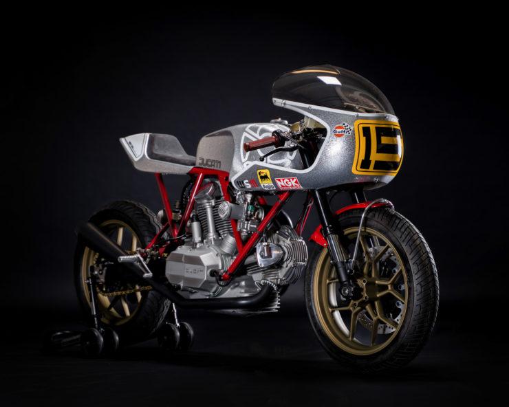 Walt Siegl Motorcycles Bevel Ducati Custom 6