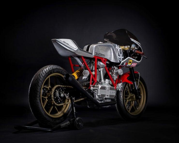 Walt Siegl Motorcycles Bevel Ducati Custom 7