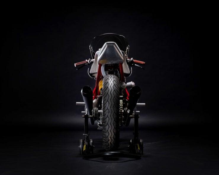 Walt Siegl Motorcycles Bevel Ducati Custom