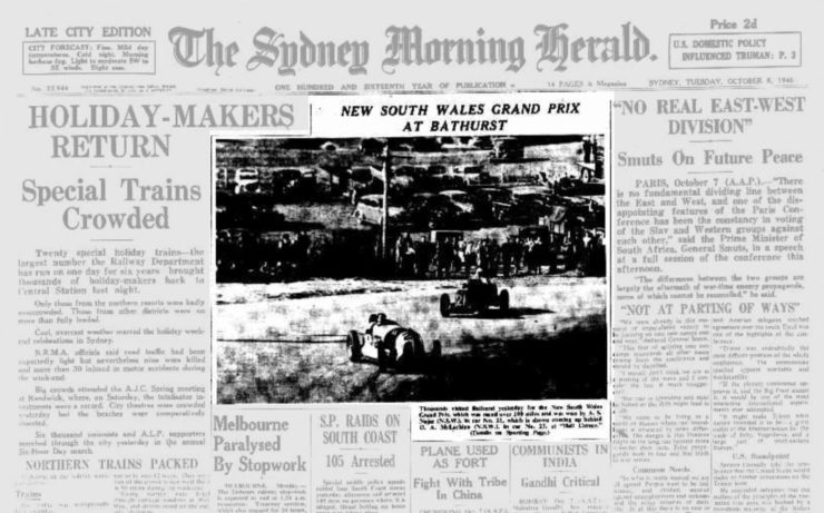 1946 New South Wales Grand Prix