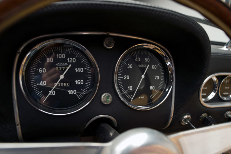 Apollo 3500 GT Spider Gauges