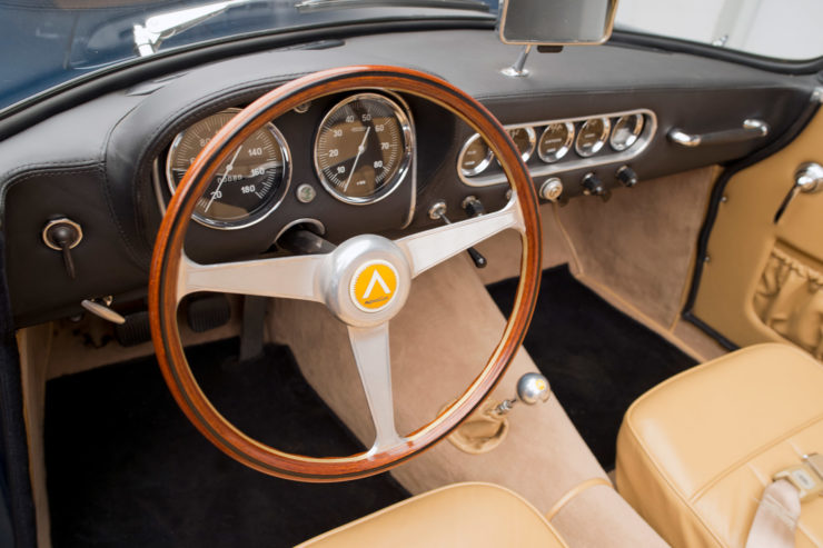 Apollo 3500 GT Spider Steering Wheel
