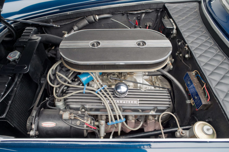 Apollo 3500 GT Spider V8 Engine