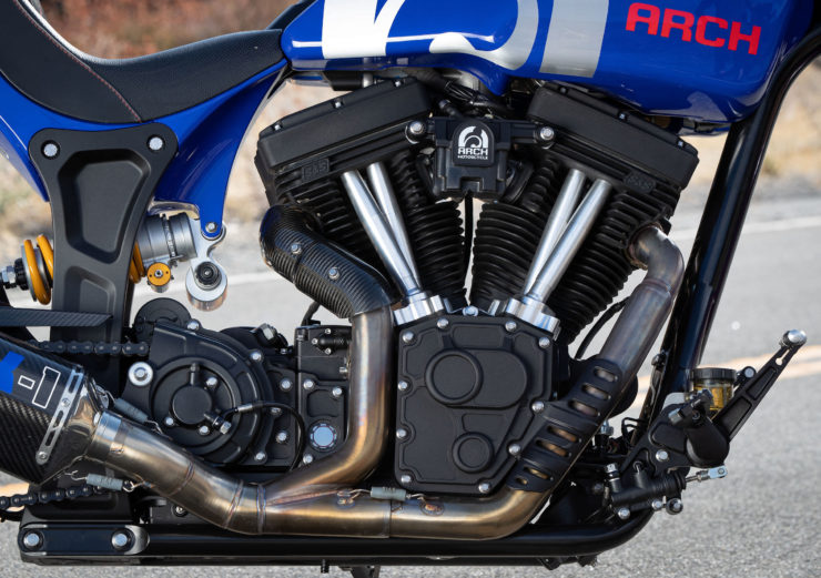 Arch Motorcycle KRGT-1 Engine