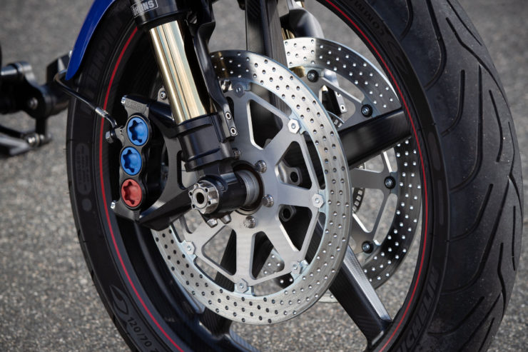 Arch Motorcycle KRGT-1 Front Brake