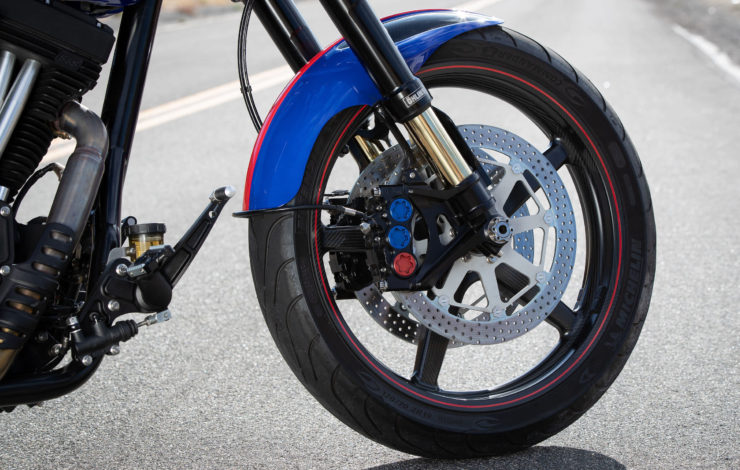 Arch Motorcycle KRGT-1 Front Wheel