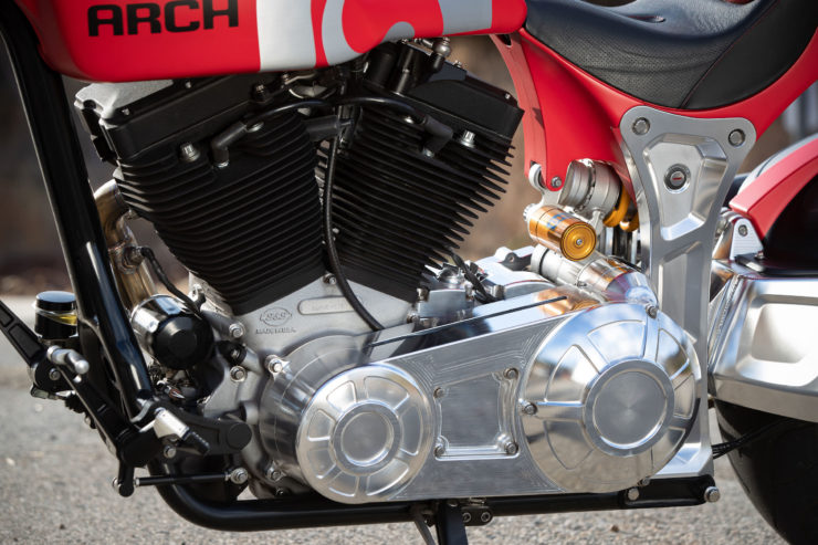 Arch Motorcycle KRGT-1 V-twin Engine