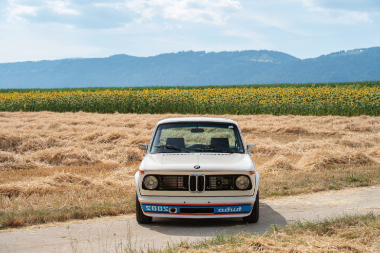 BMW 2002 Turbo Front