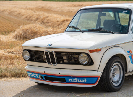 BMW 2002 Turbo Grille