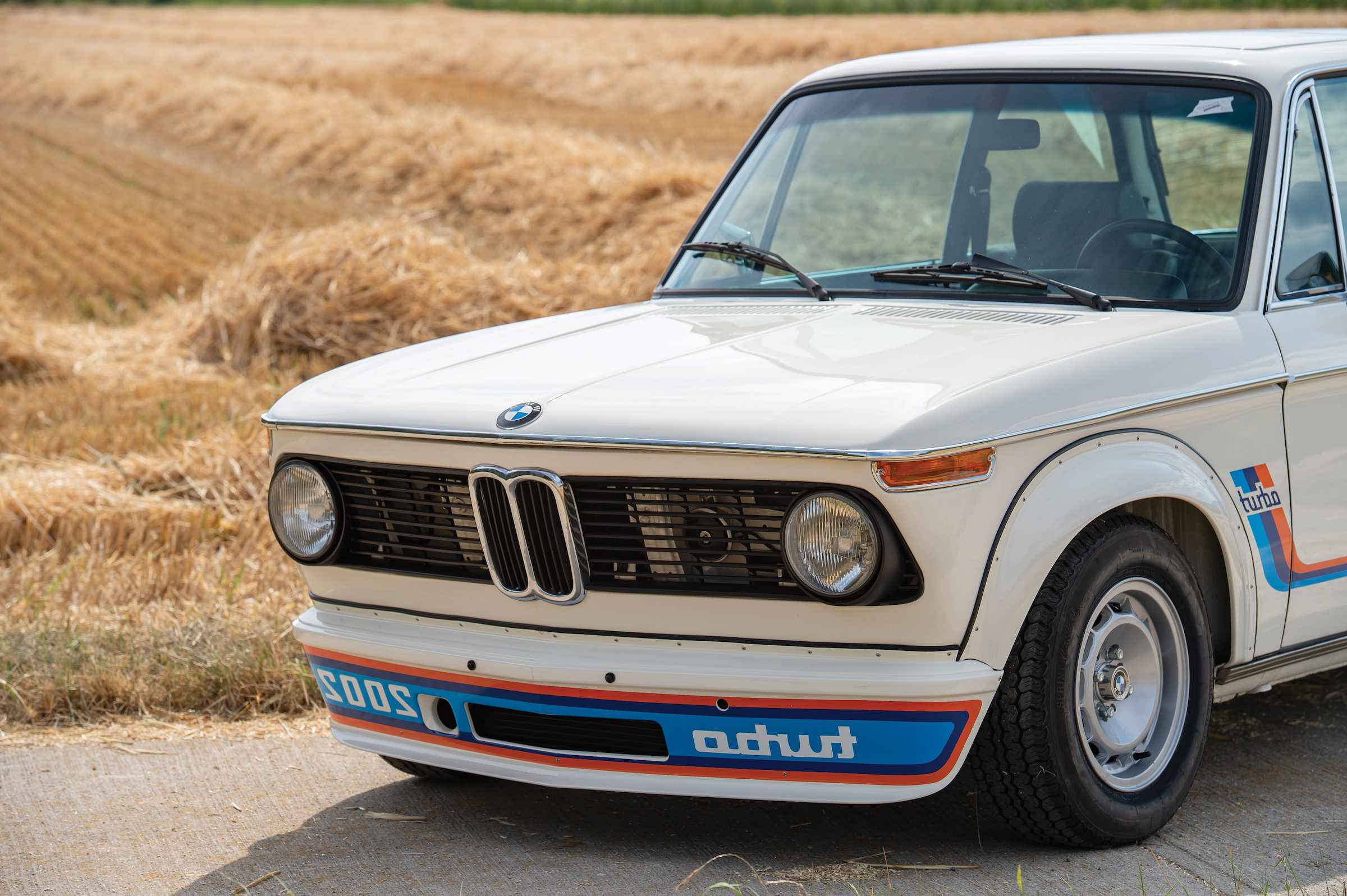 The First Turbocharged Production Bmw 1974 Bmw 2002 Turbo