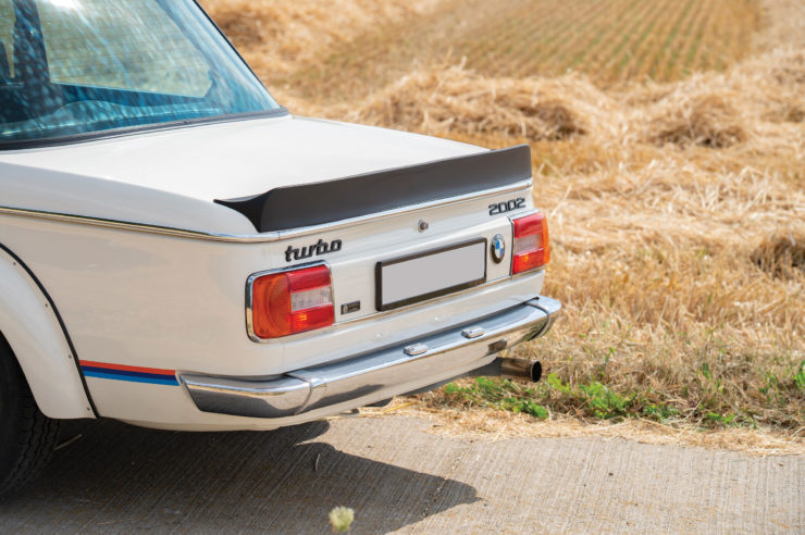 BMW 2002 Turbo Tail Lights