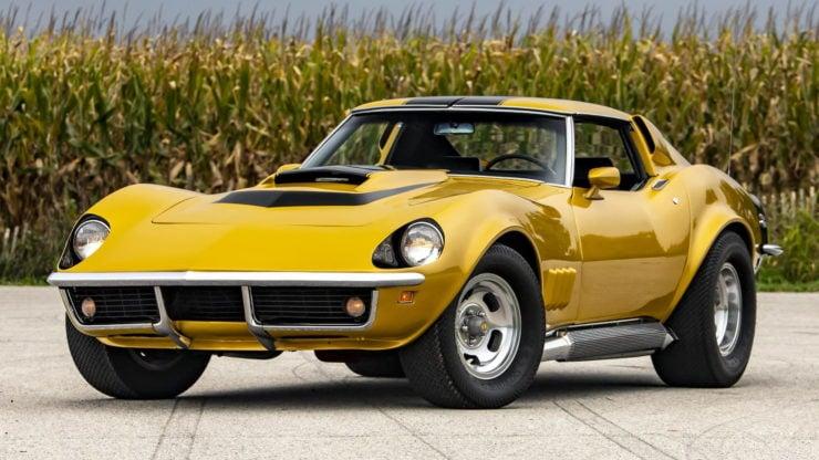 Baldwin Motion Phase III GT Corvette