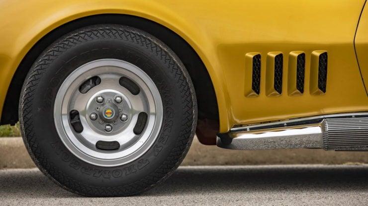 Baldwin Motion Phase III GT Corvette Front Wheel