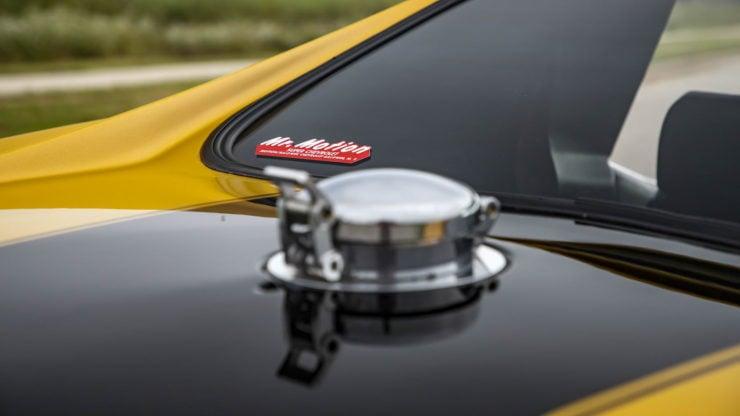 Baldwin Motion Phase III GT Corvette Fuel Cap