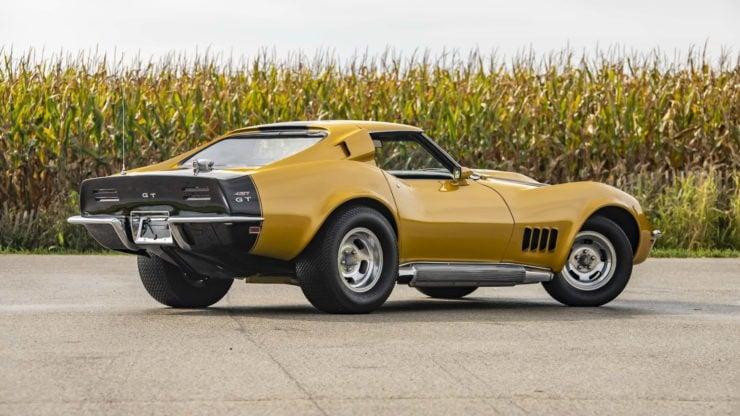 Baldwin Motion Phase III GT Corvette Rear 2