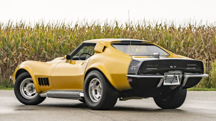 Baldwin Motion Phase III GT Corvette Rear