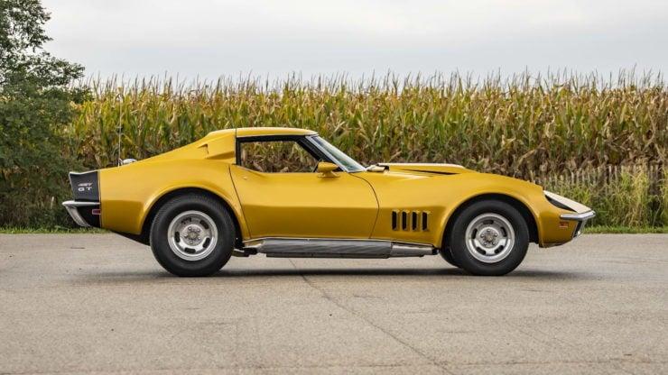Baldwin Motion Phase III GT Corvette Side 2