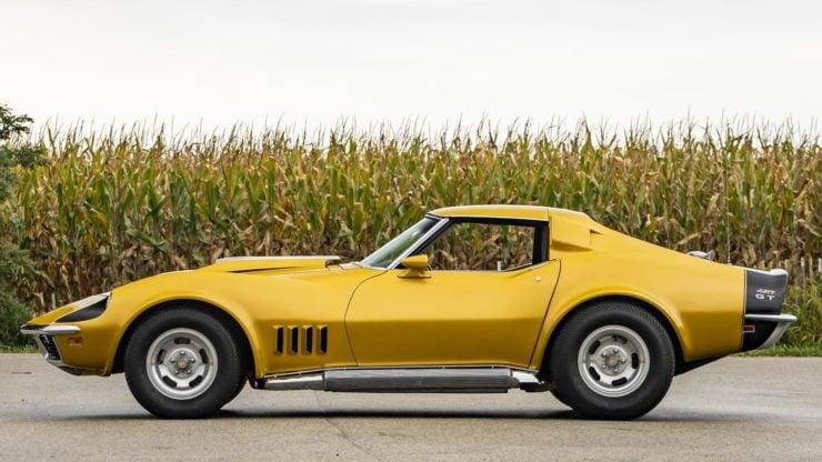 Baldwin Motion Phase III GT Corvette Side