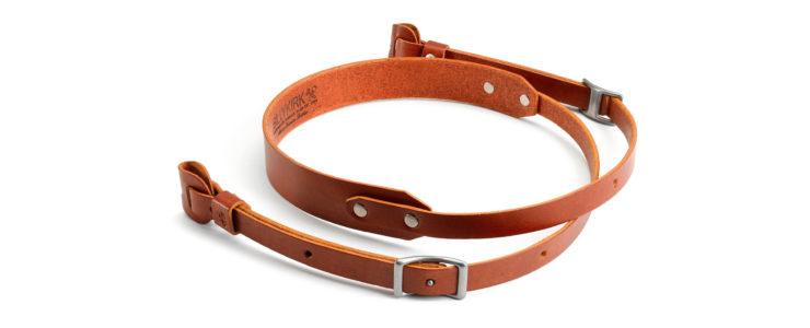 Billykirk No. 495 Camera Strap Leather