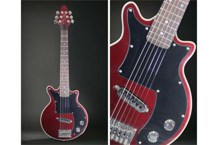Brian May BMG Mini May Guitars