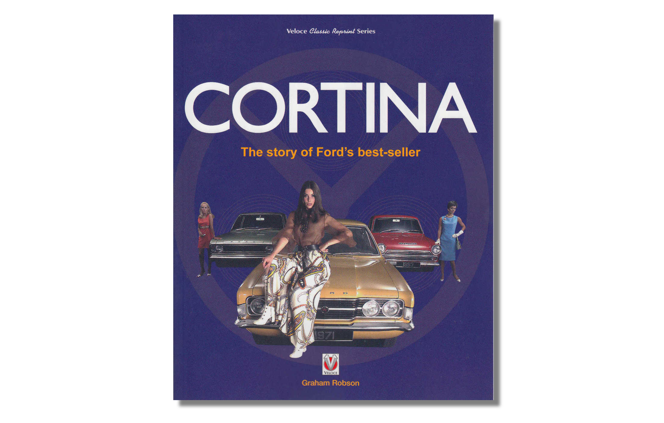 Cortina The Story of Ford's Best-Seller Book