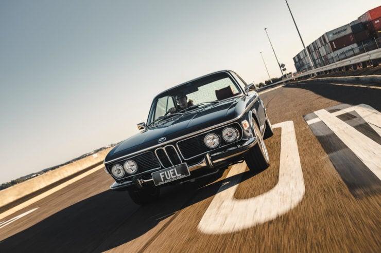 Custom BMW E9 1