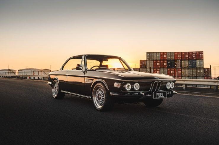 Custom BMW E9 3