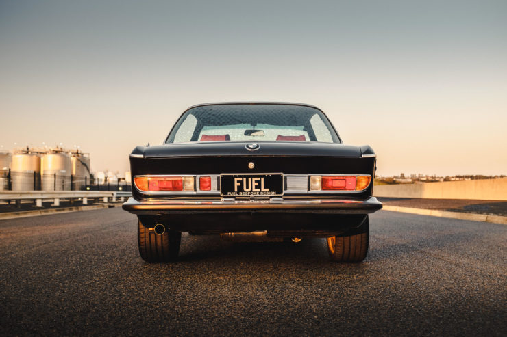 Custom BMW E9 Back