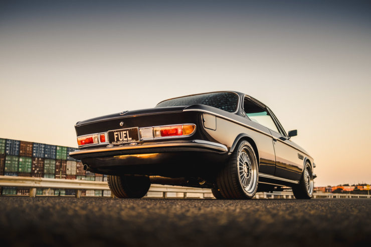 Custom BMW E9 Brake Lights
