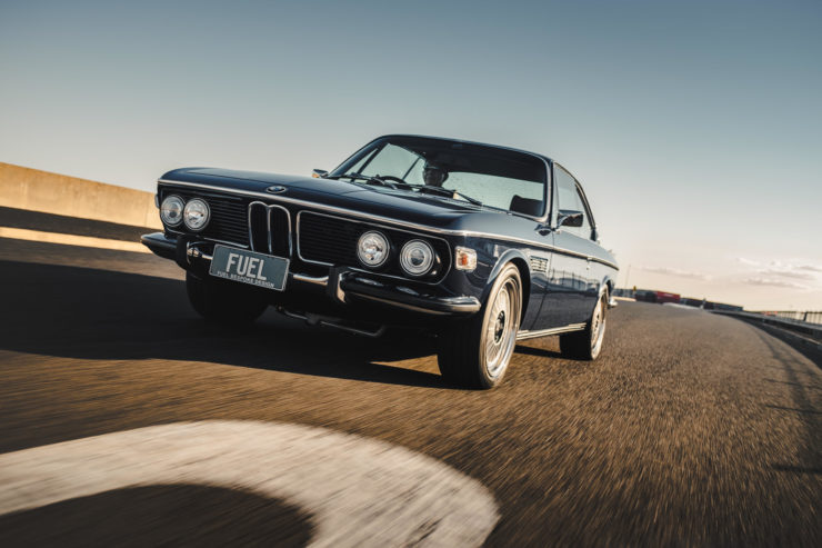 Custom BMW E9 Classic Car
