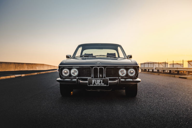Custom BMW E9 Front