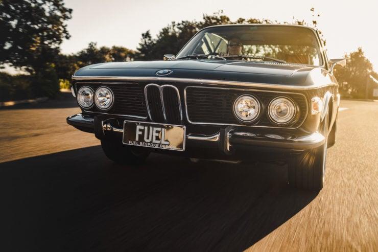 Custom BMW E9 Grille