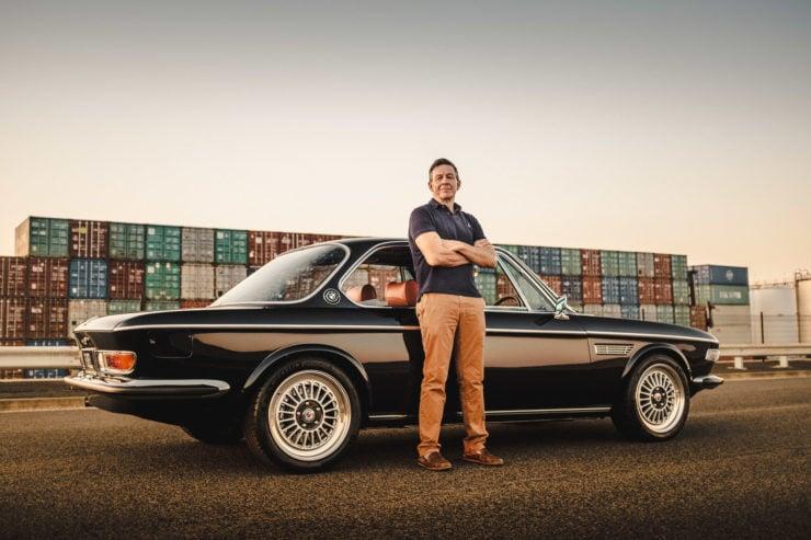 Custom BMW E9 John