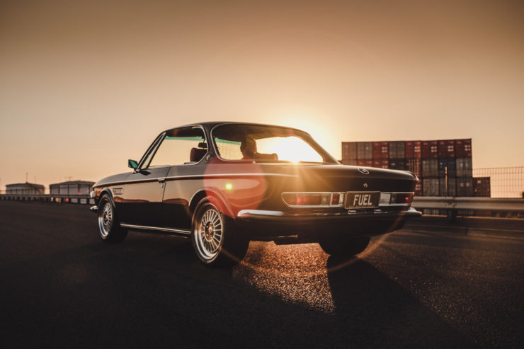 Custom BMW E9 Rear