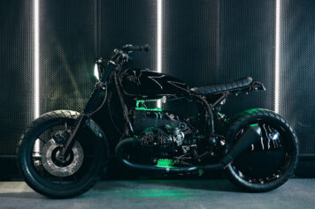 Custom BMW R80 RT Motorcycle