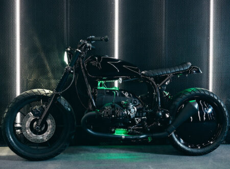 Custom BMW R80 RT Motorcycle