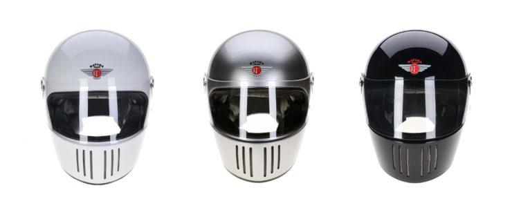 Davida Koura Helmet Front