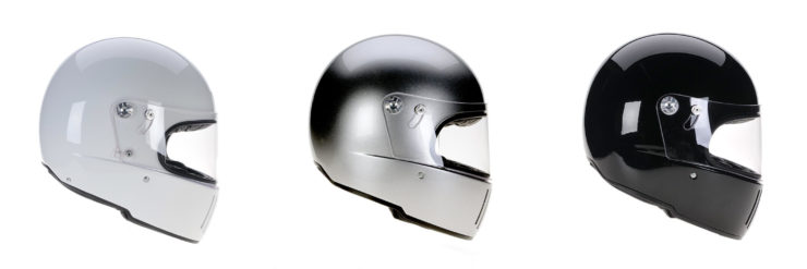 Davida Koura Helmet Side