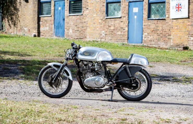 Egli-Triumph Prototype OHC Engine 1