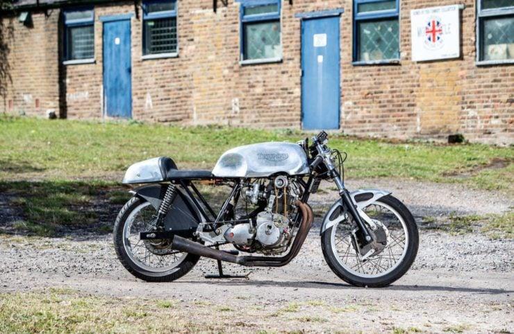 Egli-Triumph Prototype OHC Engine 2